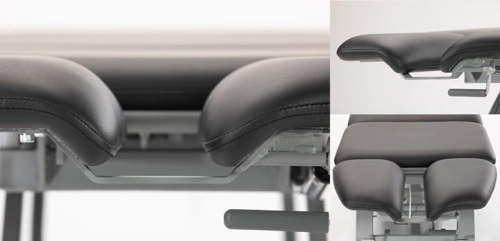 Hier sehen Sie das Produkt ManuMax Multi 3.3 | 3teilig (Flexion) aus der Kategorie Therapieliegen. Ein Artikel erhältlich bei MTR Equipments.