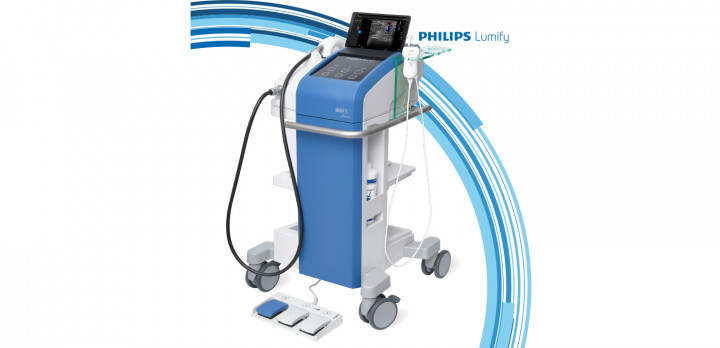 Lumify Philips Ultraschall-System