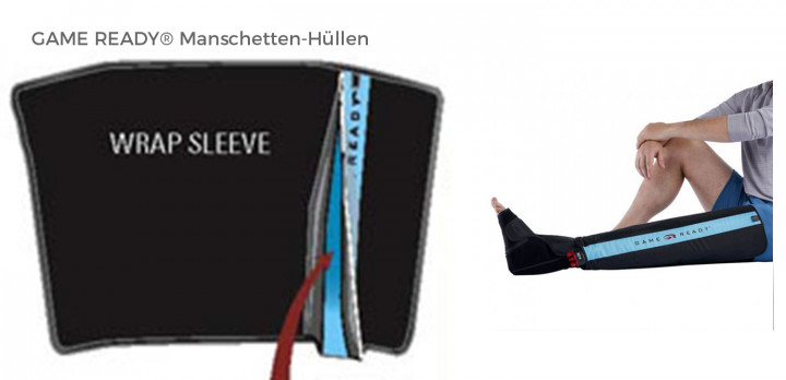 Game Ready - Manschetten-Hüllen