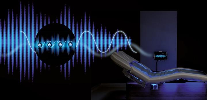 Hier sehen Sie das Produkt MLW Spa.Wave aus der Kategorie Spezialliegen. Ein Artikel erhältlich bei MTR Equipments.