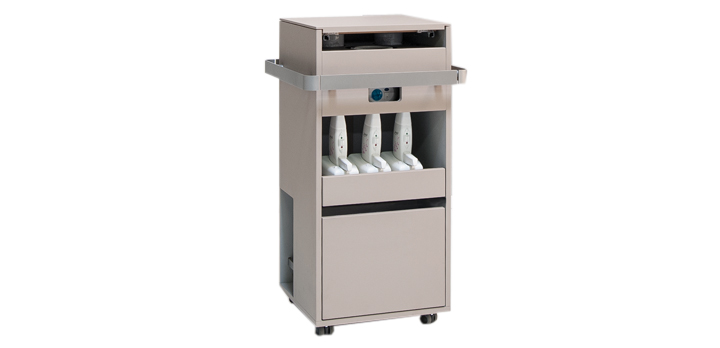 MLX Wax Trolley Plus