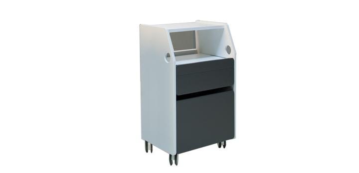 Hier sehen Sie das Produkt GL 45 Trolley aus der Kategorie Gerätewagen. Ein Artikel erhältlich bei MTR Equipments.