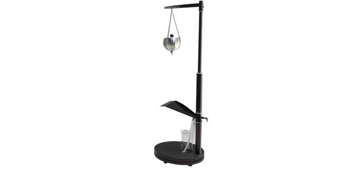Hier sehen Sie das Produkt Shiro Dhara Wood, schwarz-braun aus der Kategorie Wellness-Geräte. Ein Artikel erhältlich bei MTR Equipments.