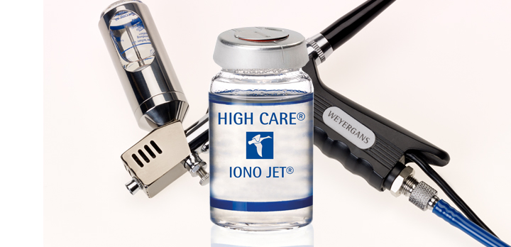 Iono Jet®  | Device Cleanser